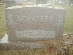 David F Schaerer