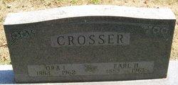 Earl Hawley Crosser