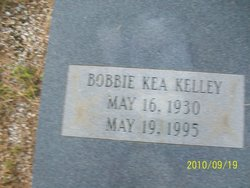 Bobbie <I>Kea</I> Kelley