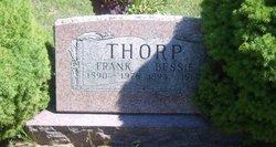 Bessie Mae <I>McBurney</I> Thorp