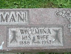 Willmina <I>Walling</I> Newman