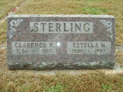 Clarence R Sterling