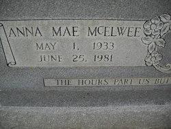 Anna Mae <I>McElwee</I> Davis