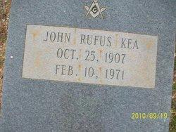 John Rufus Kea