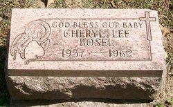 Cheryl Lee Bosel