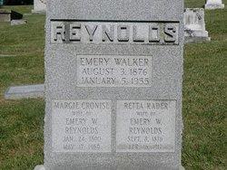 Emery Walker Reynolds