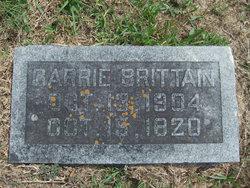 Carrie Brittain