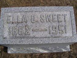 Ella O <I>Krotzer</I> Sweet