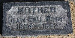 Clara Ruth <I>Ball</I> Wright