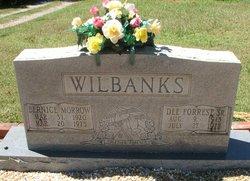 Bernice <I>Morrow</I> Wilbanks