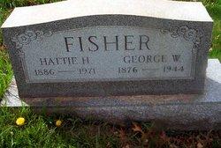 """Harriet H """"Hattie"""" Fisher"""
