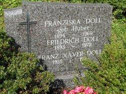 Franziska <I>Huber</I> Doll