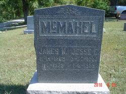 James W. McMahel