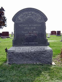 Michael M Campion