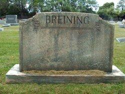 Jessie B <I>Breining</I> Dillman