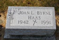 Joan Louise <I>Steinke</I> Byrne-Haas