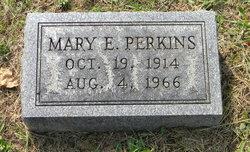 Mary E. <I>Perkins</I> Matthias