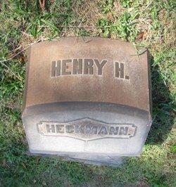 Henry H Heckmann