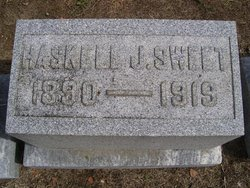 Haskell J Sweet