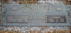 Loma <I>Bishop</I> Smith
