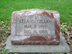 Lela Opal Gillan