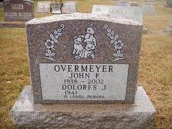 John P Overmeyer