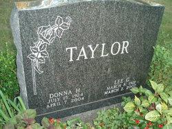 Donna H. Taylor