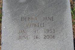 Debra Jane Howell