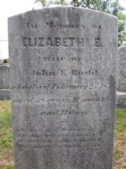Elizabeth E. Budd