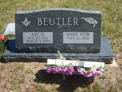 Fay G Beutler