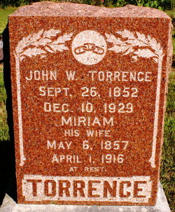 John Wesley Torrence