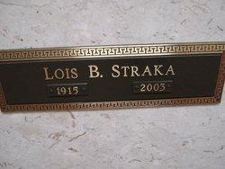 Lois <I>Barnwell</I> Straka