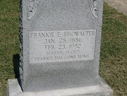 Frankie Ethel Showalter