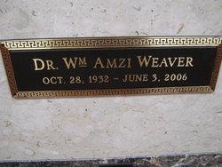 Dr William Amzi Weaver