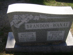 Mary W. Brandon