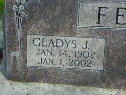 Gladys <I>James</I> Feik
