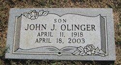 John Jacob Olinger