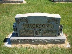 Hazel L. <I>Oldham</I> Jackson