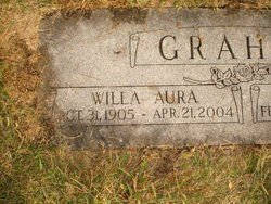 Willa <I>Aura</I> Graham