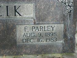 Francis Parley Feik