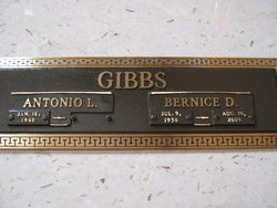 Bernice D. Gibbs