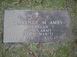 Clarence M. Ames