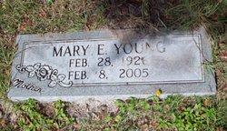 Mary E. Young