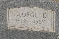 George Dewey Watson