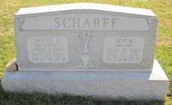 Sarah A. <I>Wenrich</I> Scharff