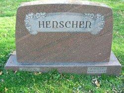 """Frederick W. """"Fred"""" Henschen"""