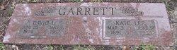 Kate Lee <I>Porter</I> Garrett