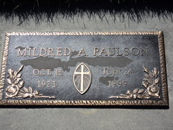 Mildred A. Paulson