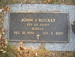 John J Rockey