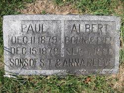 Paul Reeve